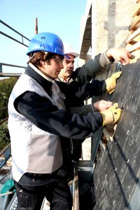 Die Dachdecker Magdeburg über die Dachreparatur